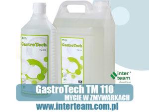 Płyn do mycia naczyn w zmywarkach - GastroTech TM 110